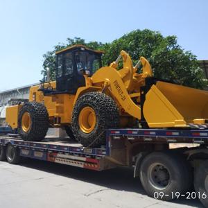 23吨betway必威ios叉装车发车贵州铜仁石场